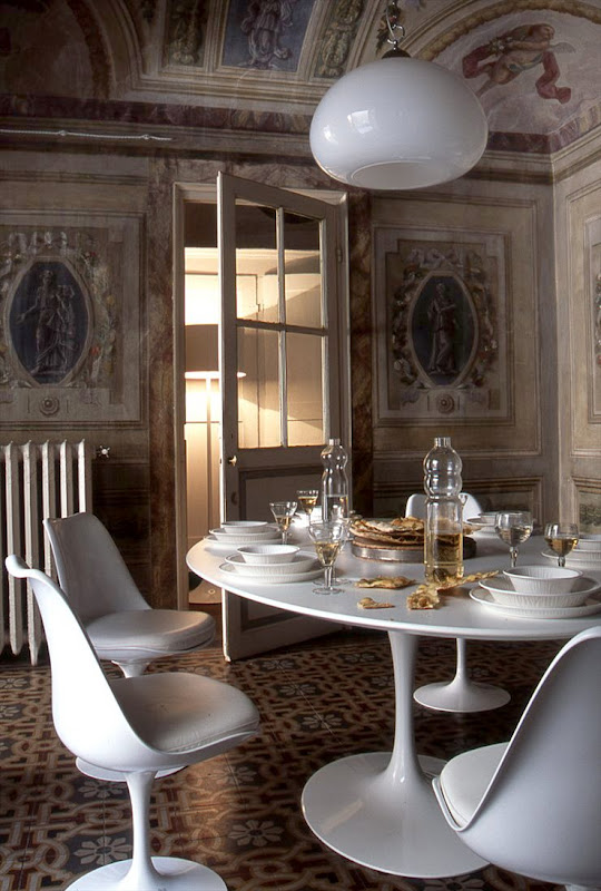 Italian Style Interior Design Home Mix Match