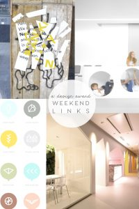 Weekend links and design finds from a 39 design award for Blog interior design italia