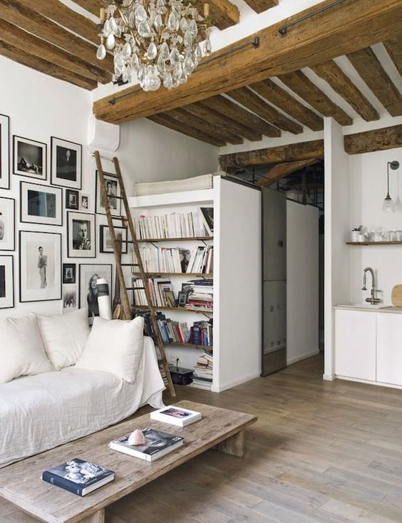 designtime - places i heart - cosy house in the marais