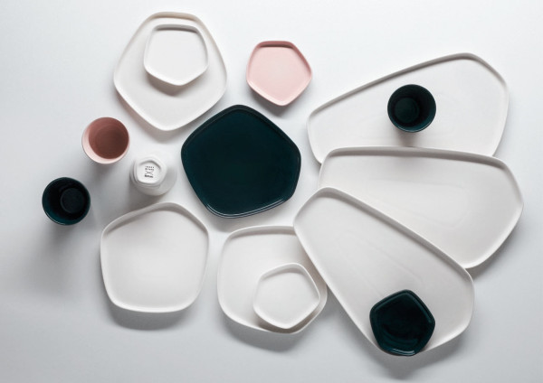 Iittala Issey Myiake, new collection iittala, rose quartz home decor, ceramics news, japanese ceramics, table setting iittala, issey myiake