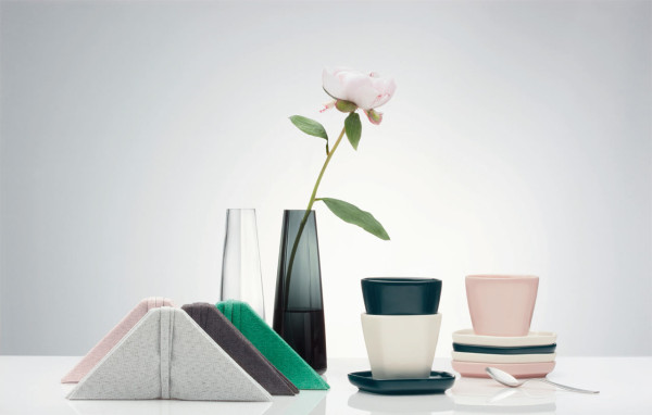 Iittala Issey Myiake, new collection iittala, rose quartz home decor, ceramics news, japanese ceramics, table setting iittala