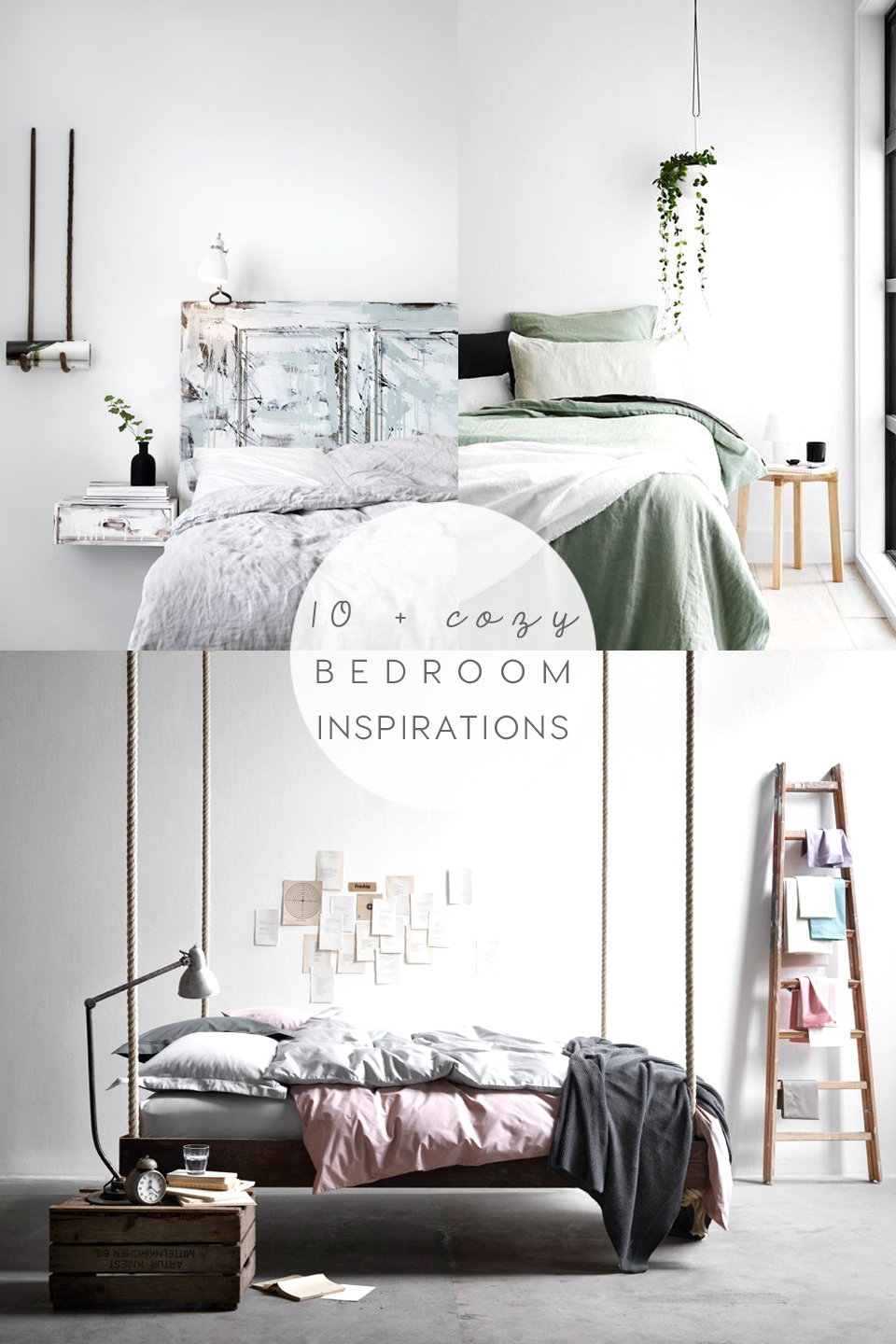 cozy bedroom design, bedroom inspirations, cozy bed, italianbark interior design blog