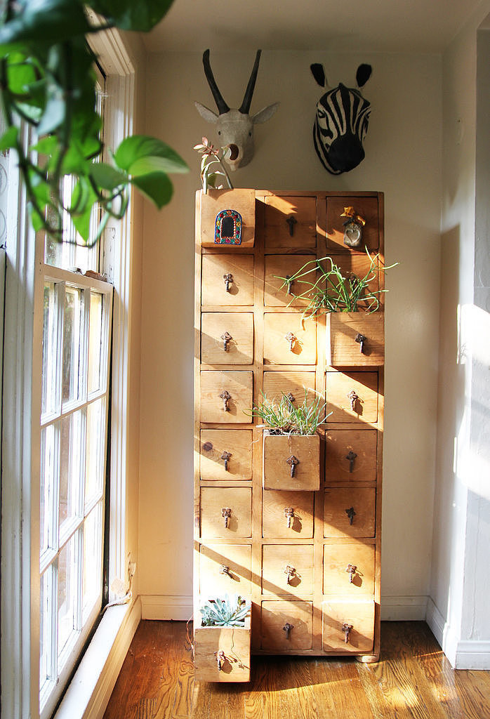 decorate home with green-1