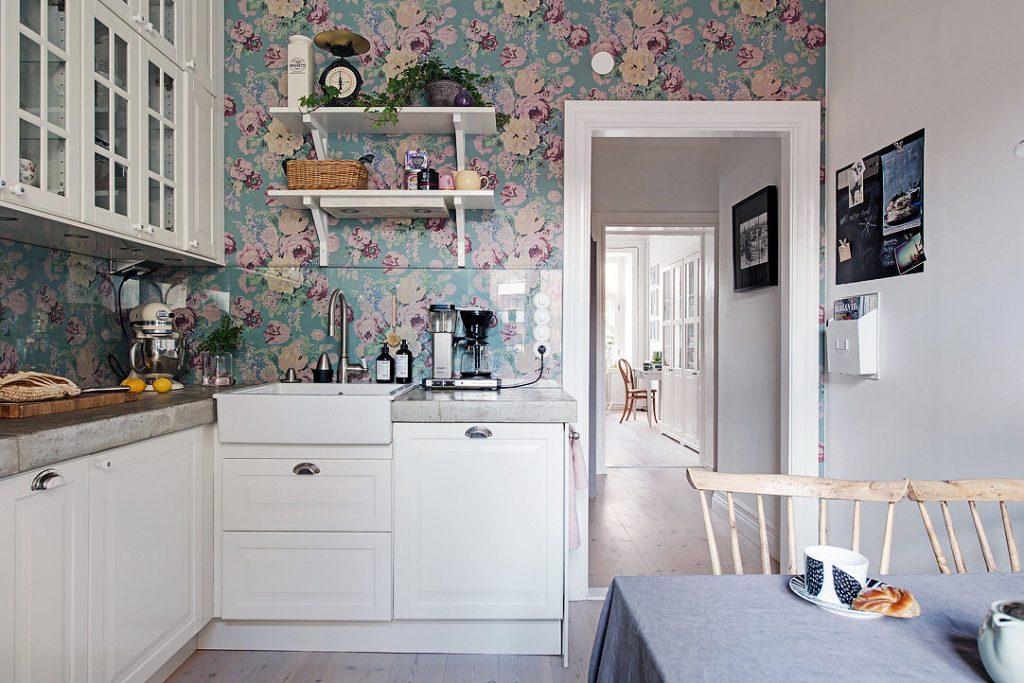 floral-home-decor-.kitchen-3