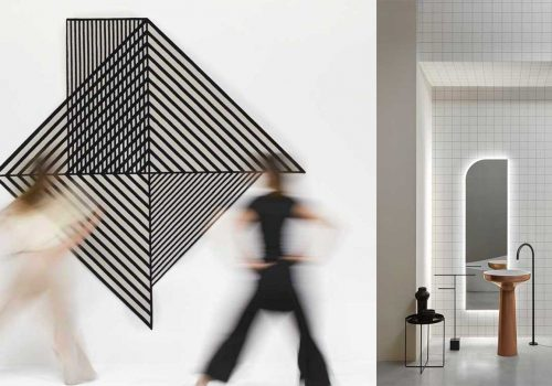 5 Stunning ideas for a black and white Bathroom design