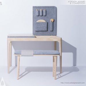 A' Design Award winners- italianbark, desk designj