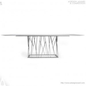 A' Design Award winners- italianbark, new table design