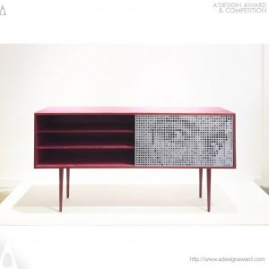 A' Design Award winners- italianbark, credenza design