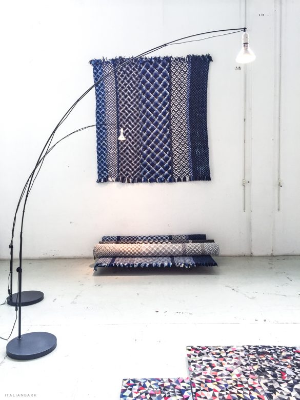 ventura lambrate 2016, fuorisalone 2016 best, lòambrate best design, lambrate design, ventura lambrate fuorisalone, italianbark interior design blog, reragrug, recycled carpet design