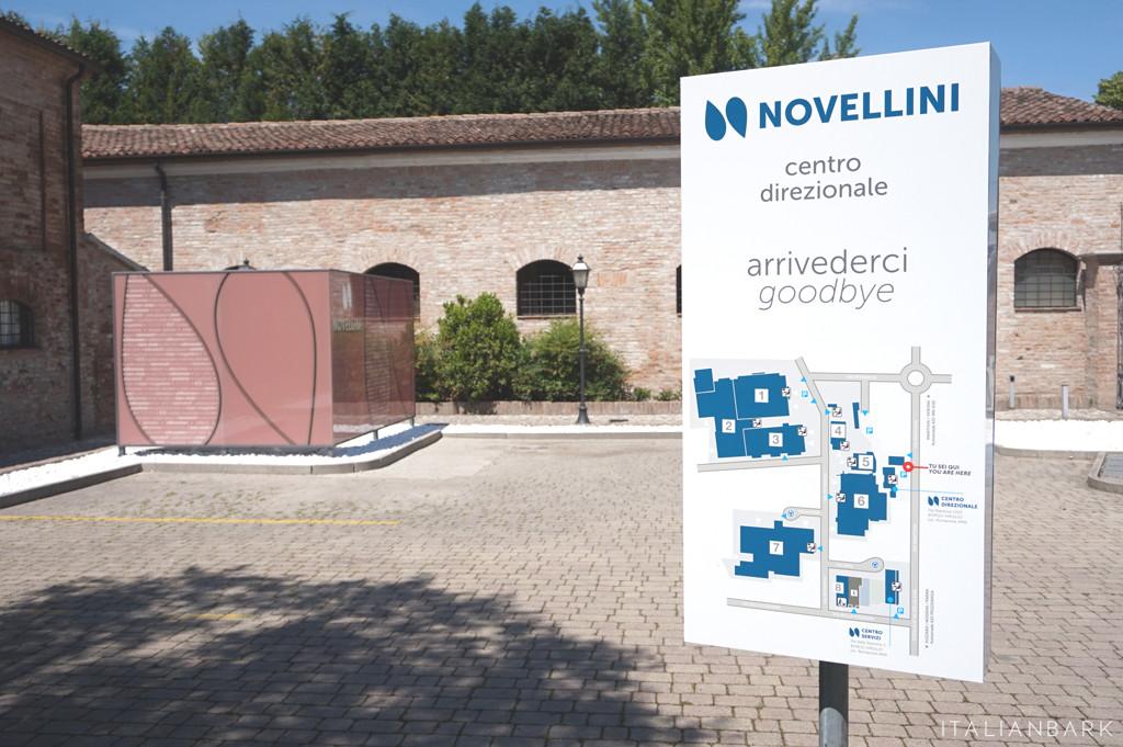 novellini, novellini open day
