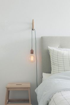 bedroom restyling, online interior design, restyling camera, bedroom restyling ideas, e-design, consulenza arredo online, italianbark interior design blog, bedside bulb light