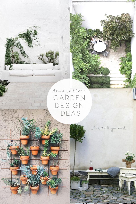 Designtime 15 Garden Design Ideas