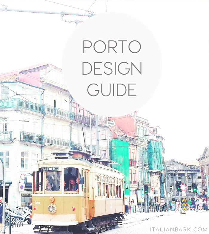 porto travel guide, porto design guide, porto design, italianbark interior design blog, portugal tour,