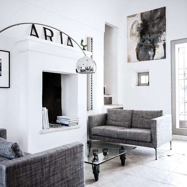 masseria design - masseria puglia - italian style interiors