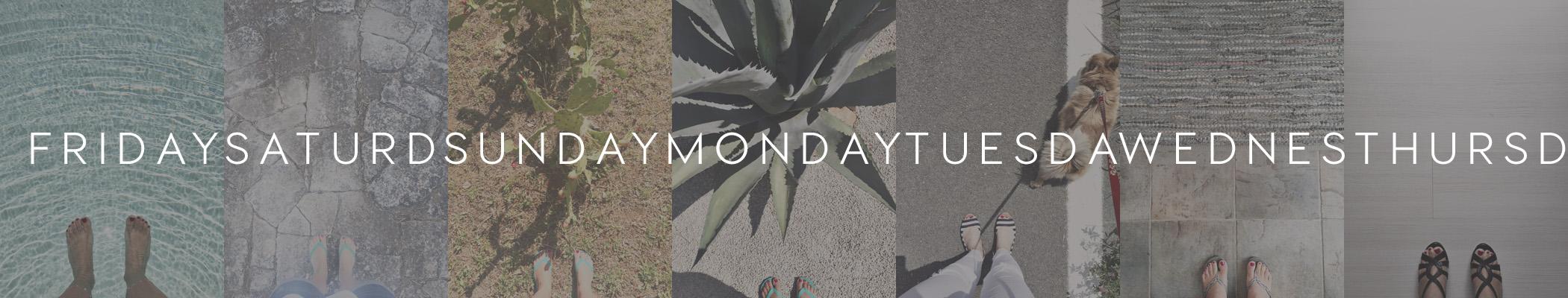 7days week