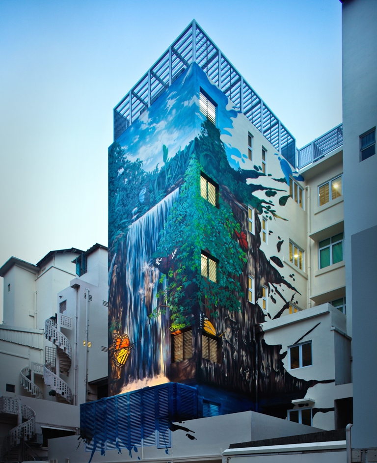 CLOVERTHEARTS-SINGAPORE-5, design hotel Singapore