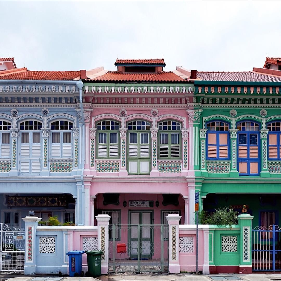 The most instagrammable places in Singapore
