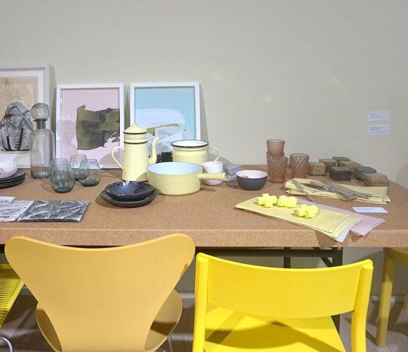 habitare fair, habitare 2016, signals habitare, interior trends 2016, home trends 2016, habitare helsinki, italianbark interior design blog, cork table