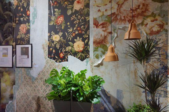 habitare fair, habitare 2016, signals habitare, interior trends 2016, home trends 2016, habitare helsinki, italianbark interior design blog, floral wallpaper