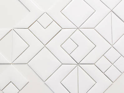 Finnish design news, design finds, finnish design, habitare helsinki, habitare 2016, scandinavian design 2016, handmade tiles, finnish handmade tiles, white tiles handmade