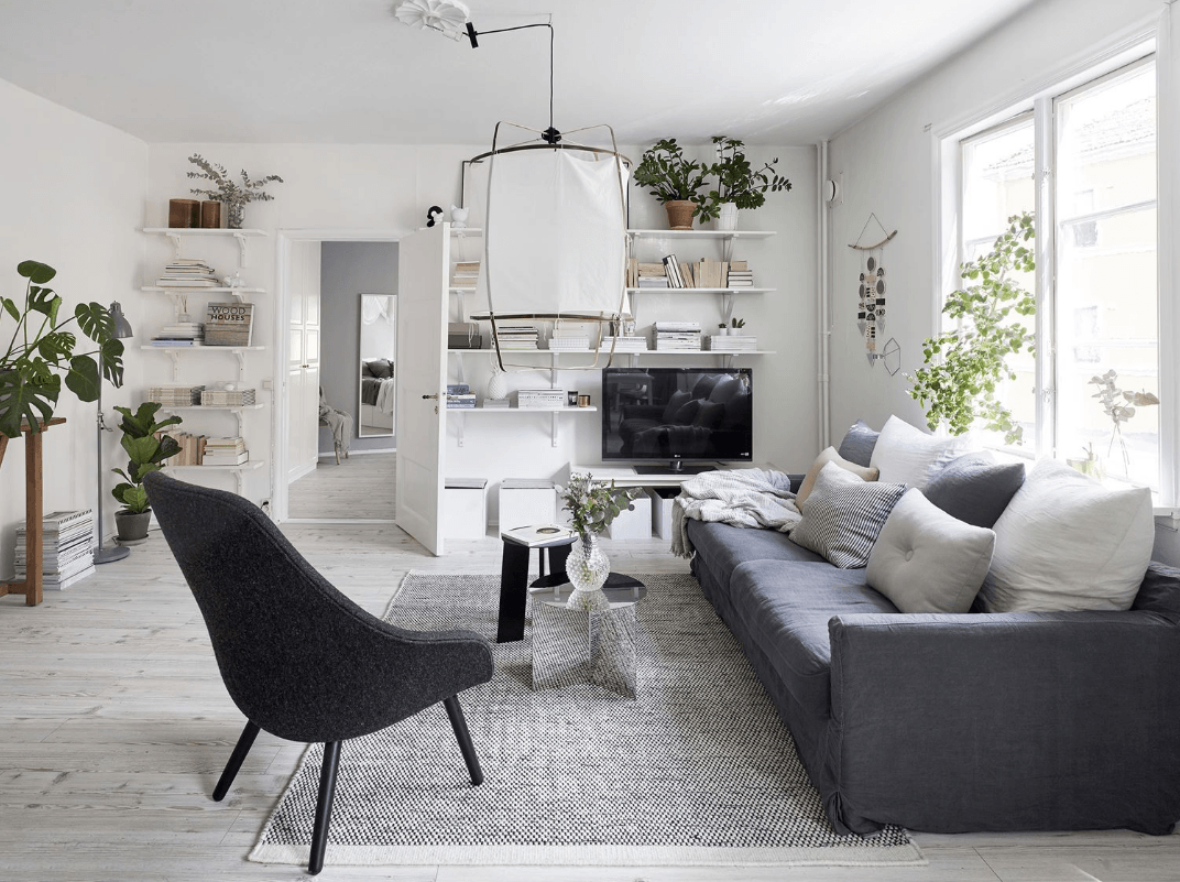 scandinavian-interior-green