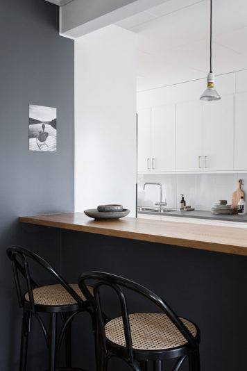 ... grey interior trend grey wall paint.  & INTERIORS | Grey interior paint in a perfect Scandi home