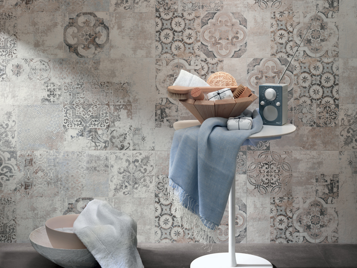 italian homes, ragno ceramiche, ragno ceramics, italianbark interior design blog, cementine, cement tiles,