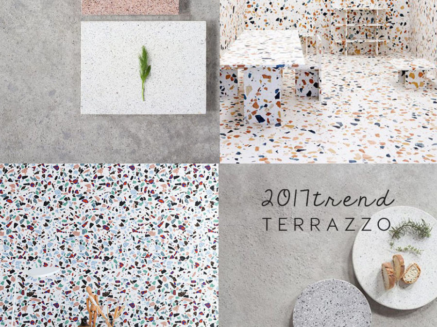 Terrazzo trend in interiors and design | ITALIANBARK