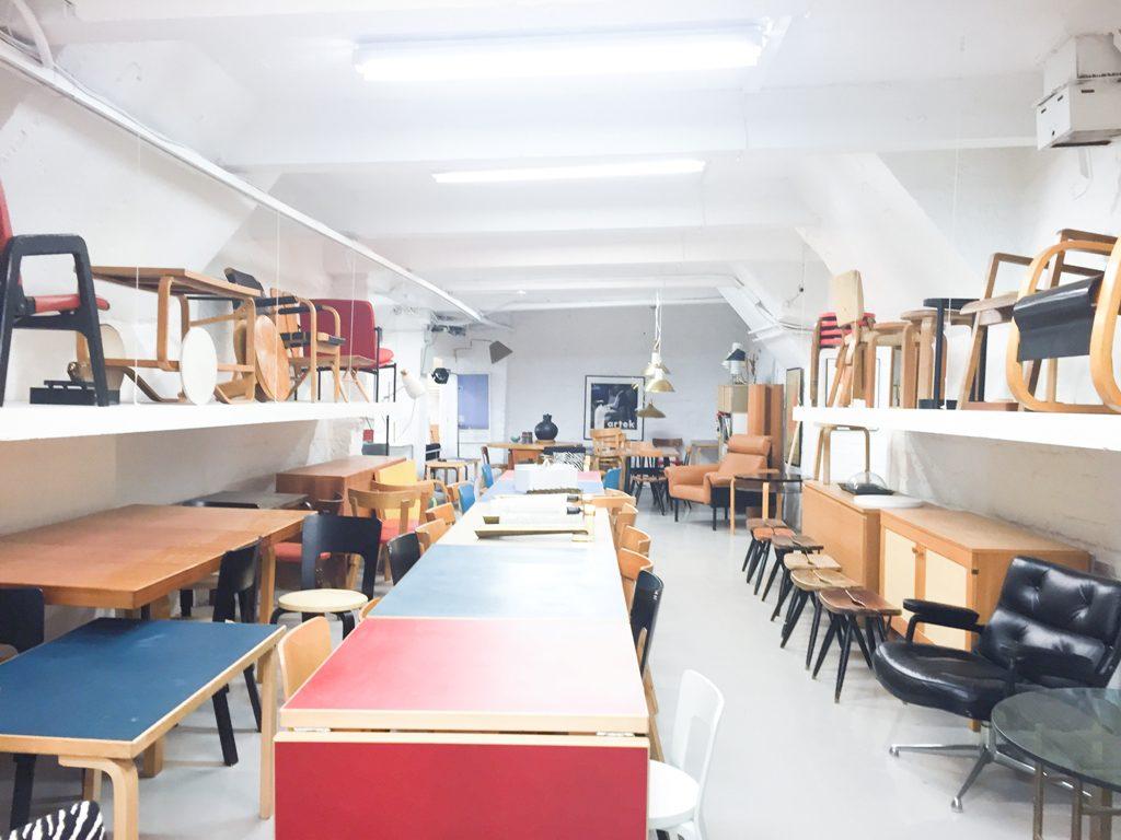 helsinki design district, artek second cycle, artek helsinki, best design shops helsinki, italianbark interior design blog