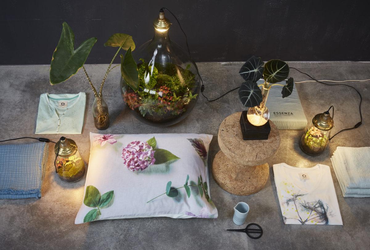 Prickle by Spruite, vintage lamp, green design, dutch design, original lighting design - ITALIANBARK interior design blog - cover