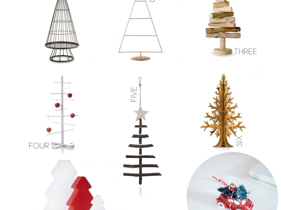 Christmas Design.7 Alternative Christmas Tree And Second Surprise From