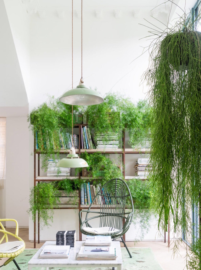 Amazing Pantone Interiors In Greenery Color Of The Year