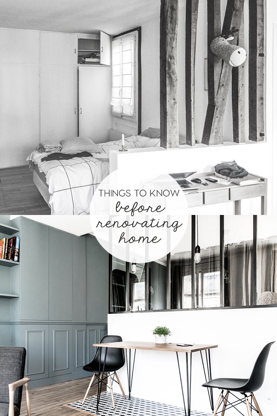 7 things to consider before renovating home for Interior design things