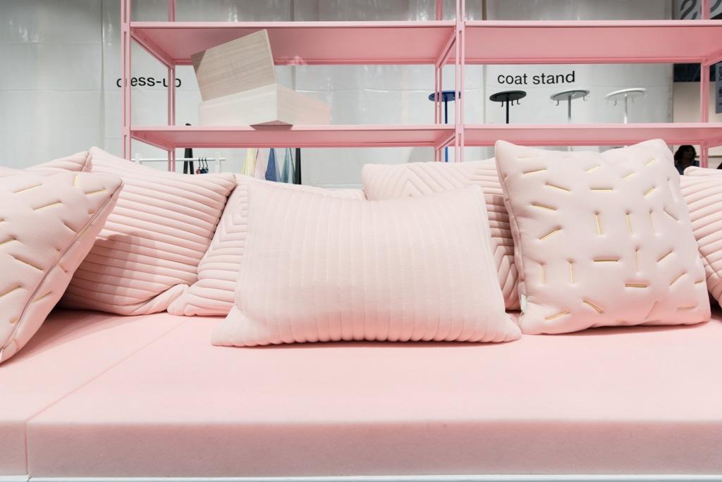 pink interior trend, interior trends 2017, maison et objet 2017, maison & objet trends, italianbark interior design blog, nomess