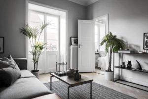 small spaces solutions, small apartment ideas, scandinavian interior, italianbark interior design blog, grey walls