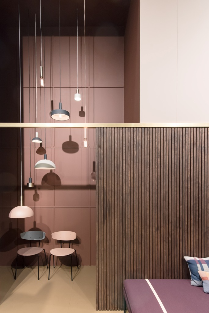 pink interior trend, interior trends 2017, maison et objet 2017, maison & objet trends, italianbark interior design blog, pink furniture, ferm living 2017