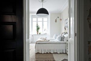 unfinished interior walls, raw walls, scandinavian home interior, italianbark interior design blog