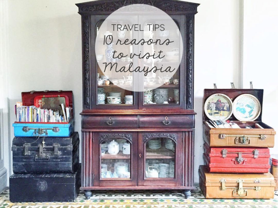When Last Summer I Told My Friends That We Would Have Gone For A Tour Of  Malaysia (Malaysia + Singapore), They Were Quite Surprised.