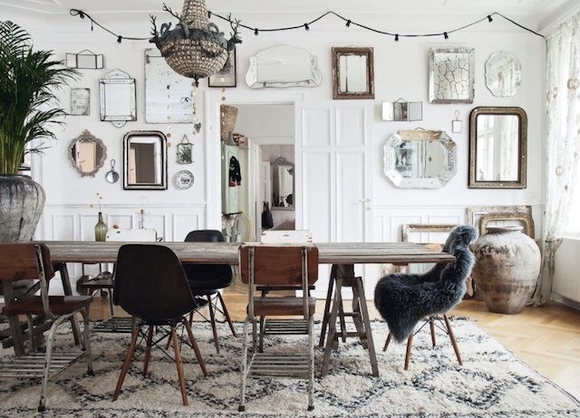 11 Trendy Mirrors From Your Grandma's Home
