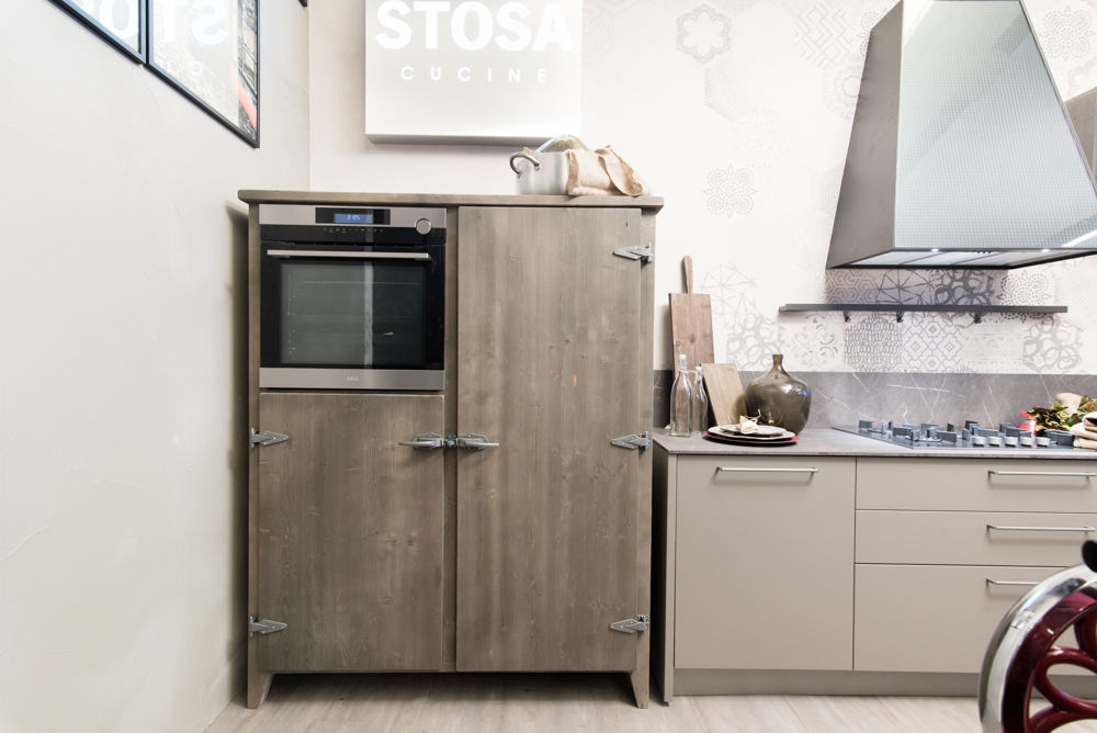Italian kitchen design | new mix and match by Stosa