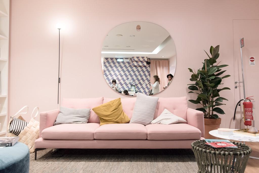 Thjs trendboeken inspiratie voor interieur kleur en retail