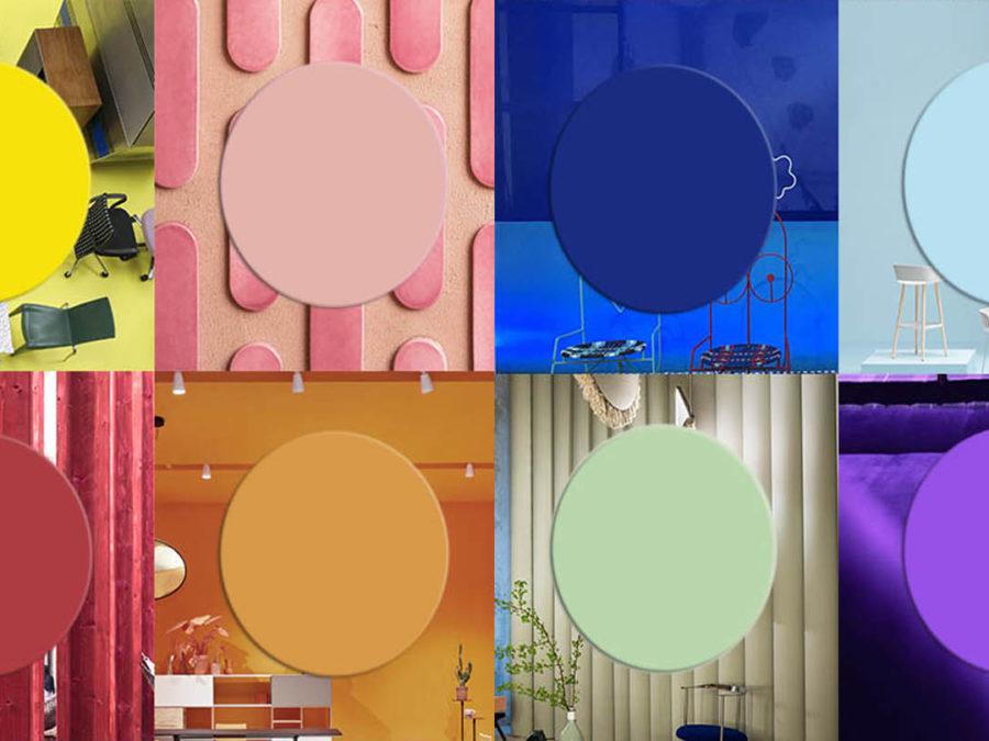 interior color trends 2018 - milan design week 2017 trends - decor colors 2018 - italianbark interior design blog