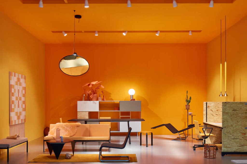 Interior color trends 2019 from milan design week 2018 - Mobel trends 2018 ...