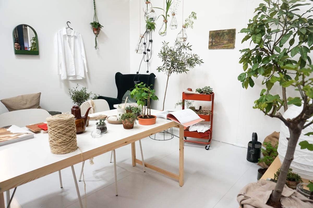 ikea festival, ikea lambrate, ikea milan design week 2017, green styling, pella hedeby