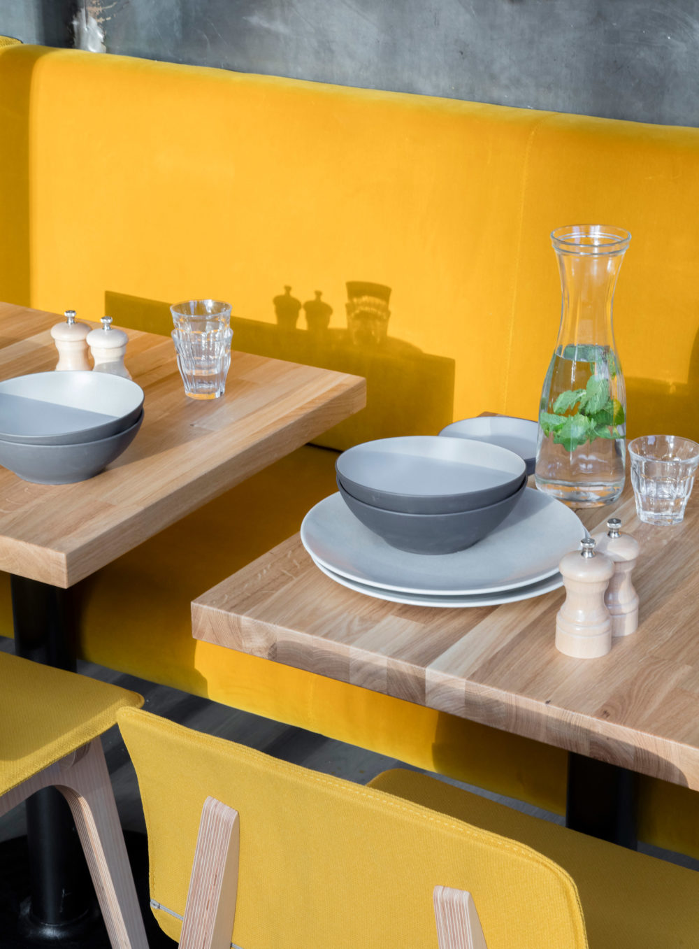 Interior color trends from milan design week
