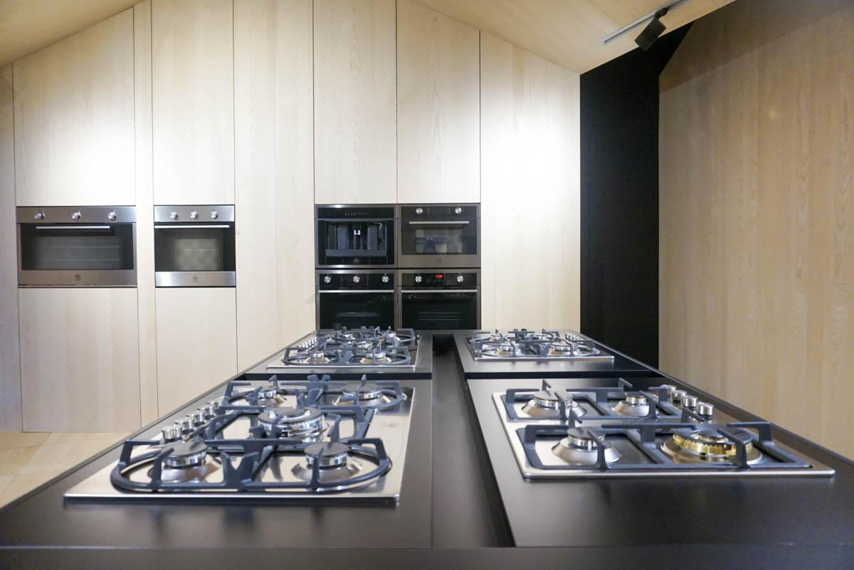 Piano Cottura Induzione O Gas bertazzoni kitchen design | design and travel with us
