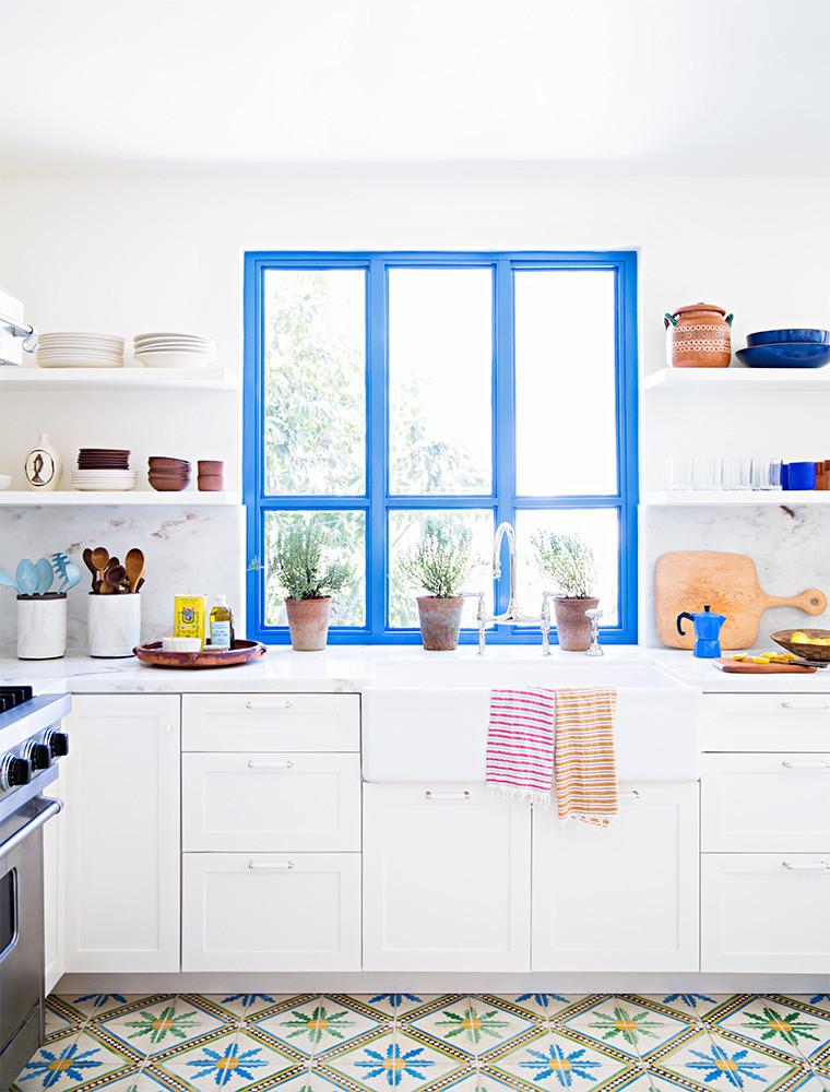 colourful kitchen ideas, kitchen design, italianbark interiordesignblog,