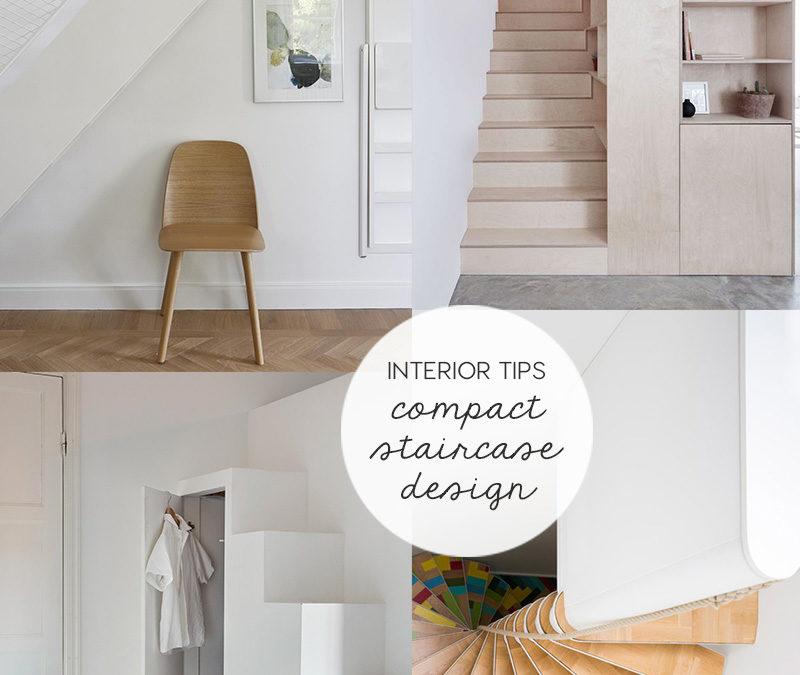 Compact Staircases Design ITALIANBARK INTERIORDESIGNBLOG