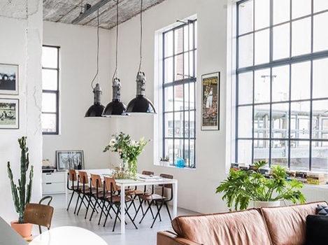 exposed pipes, italianbark interior design blog