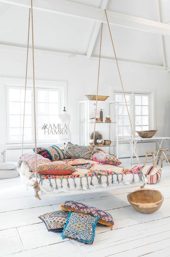 scandi-boho style, scandiboho interiors, interior trends 2017, italianbark interior design blog